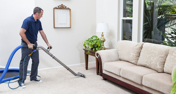 Quicker Carpet Cleaning Central Coast